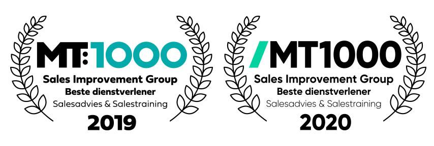 Winnaar MT1000 2019 2020